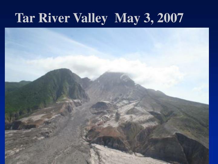 Tar River Valley  May 3, 2007