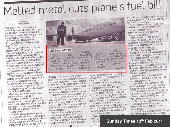 Sunday Times 13