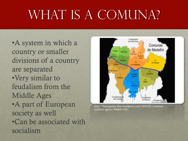 What is a comuna