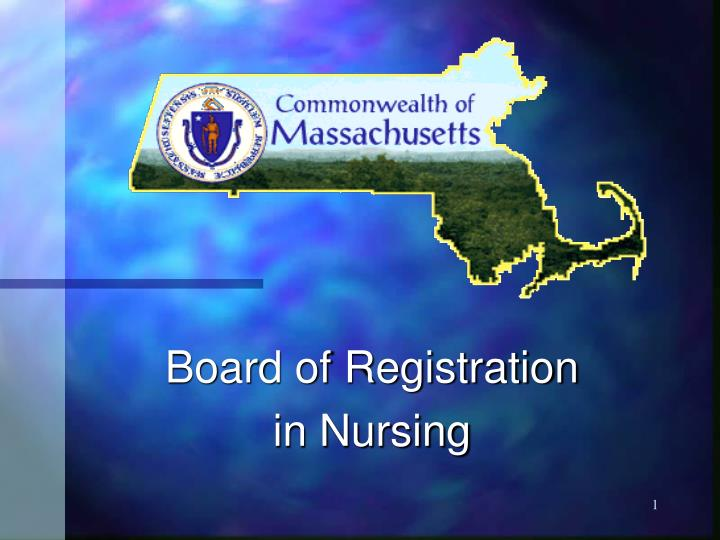 Board of Registration
