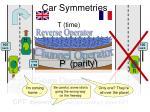car symmetries