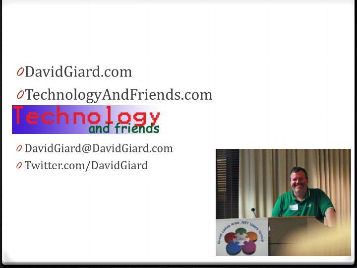 DavidGiard.com