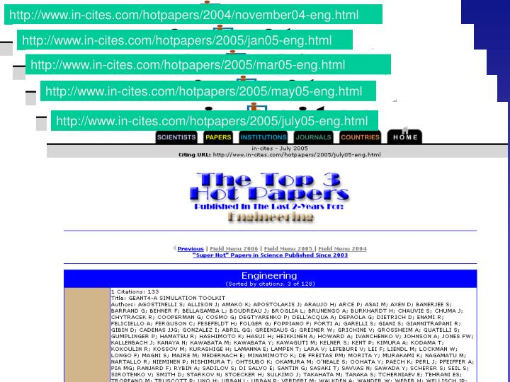 http://www.in-cites.com/hotpapers/2004/november04-eng.html
