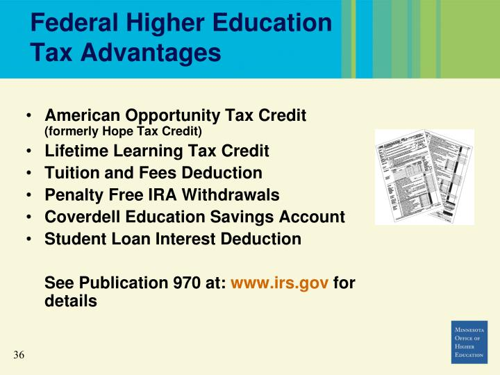 Federal Higher Education