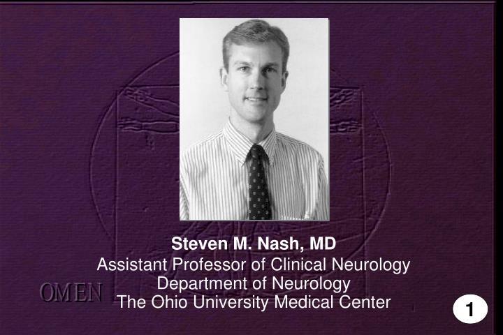 Steven M. Nash, MD