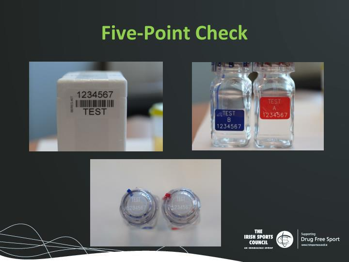 Five-Point Check