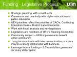 funding legislative process
