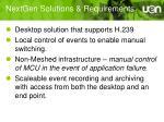 nextgen solutions requirements1