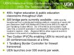 uen s interactive video conferencing network ivc the technical side