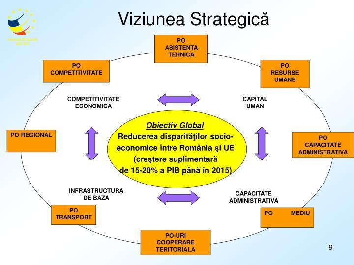 Viziunea Strategic