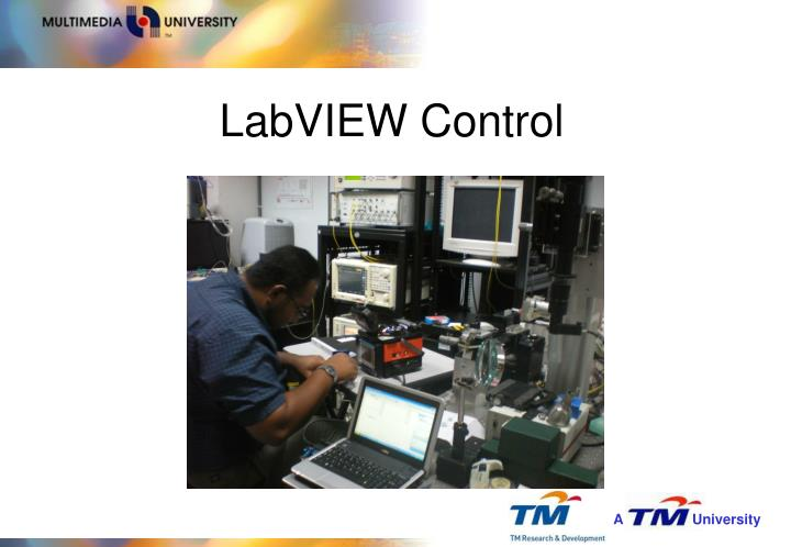 LabVIEW Control
