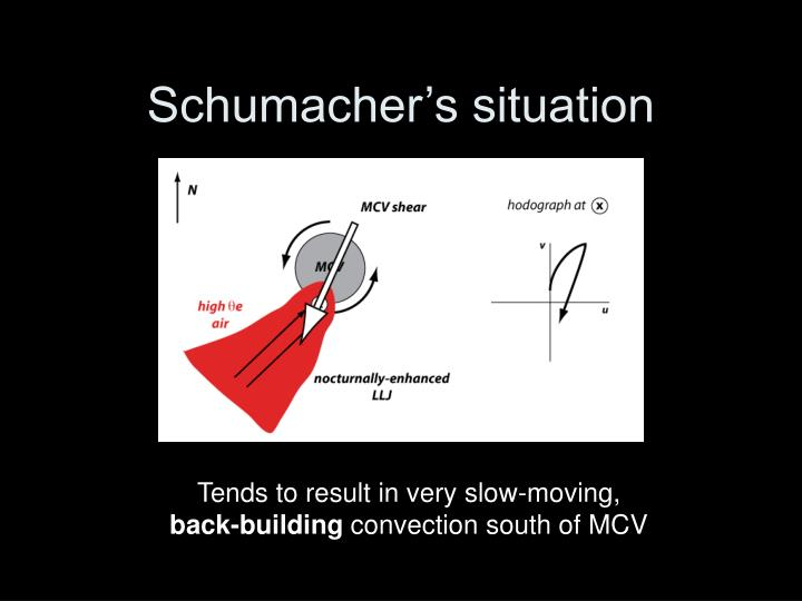 Schumacher's situation