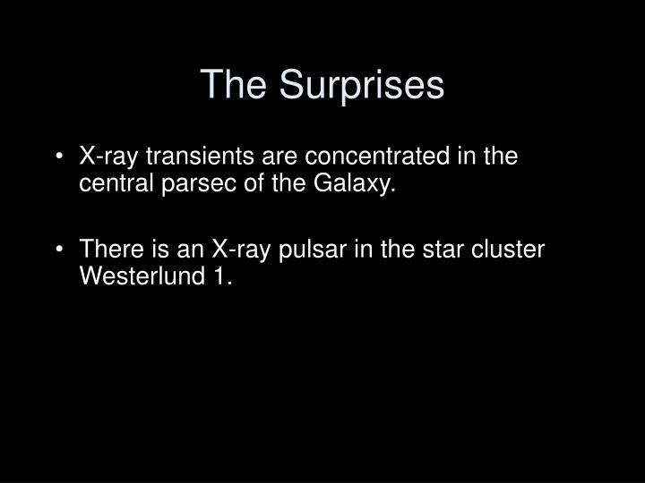 The Surprises