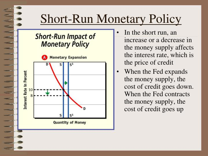 Short-Run Monetary Policy