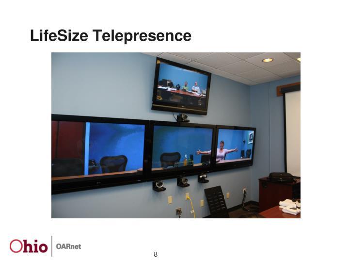 LifeSize Telepresence