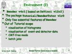 environment i