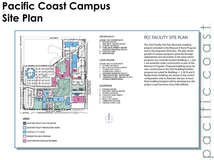 Pacific Coast Campus