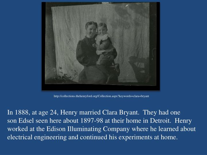http://collections.thehenryford.org/Collection.aspx?keywords=clara+bryant