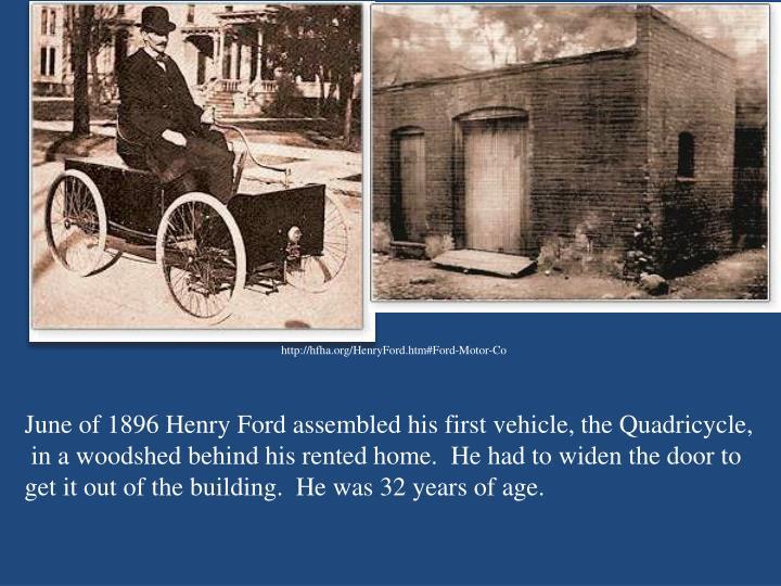 http://hfha.org/HenryFord.htm#Ford-Motor-Co