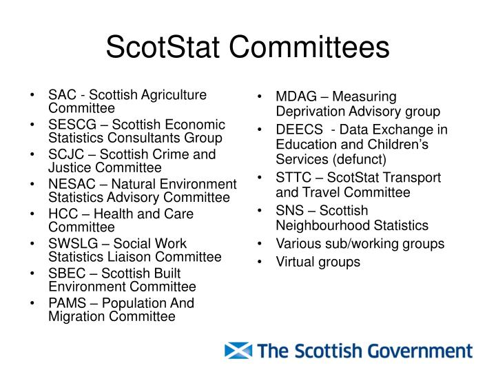 SAC - Scottish Agriculture Committee