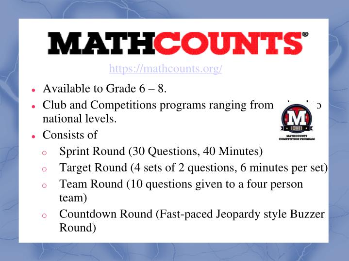 Https://mathcounts.org