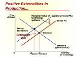 positive externalities in production1
