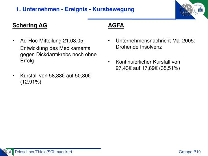 Schering AG