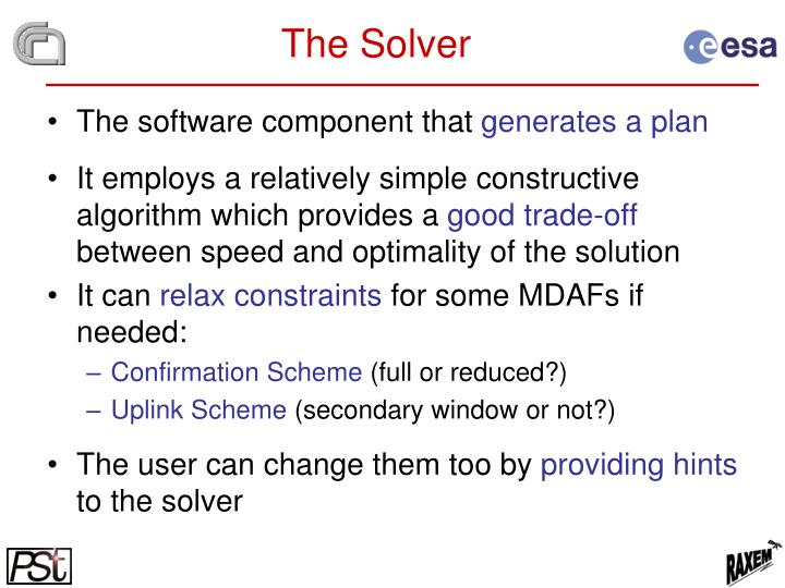 The Solver