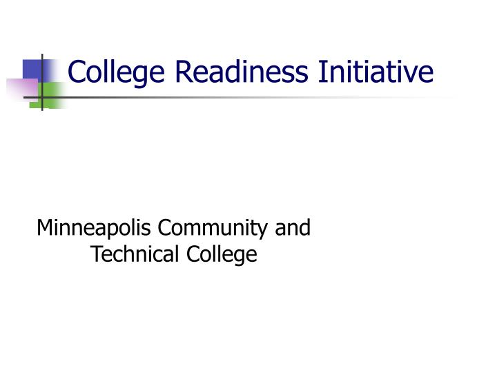 minneapolis community and technical college n.