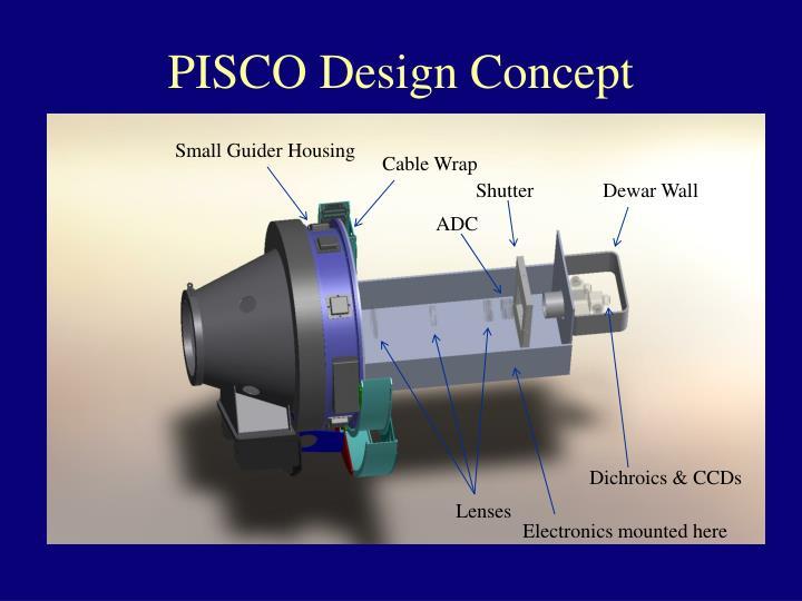 PISCO Design Concept