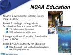 noaa education