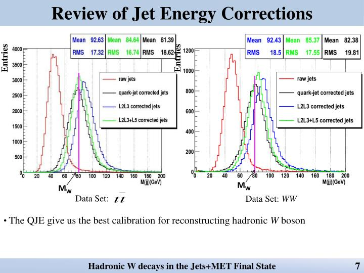 Review of Jet Energy Corrections