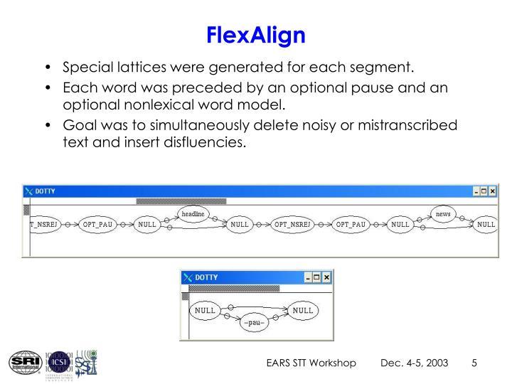 FlexAlign