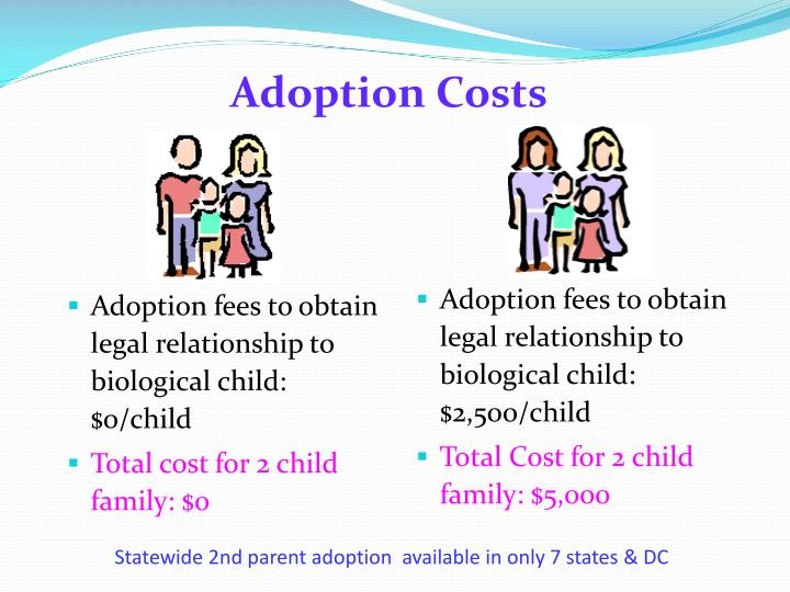 Adoption Costs