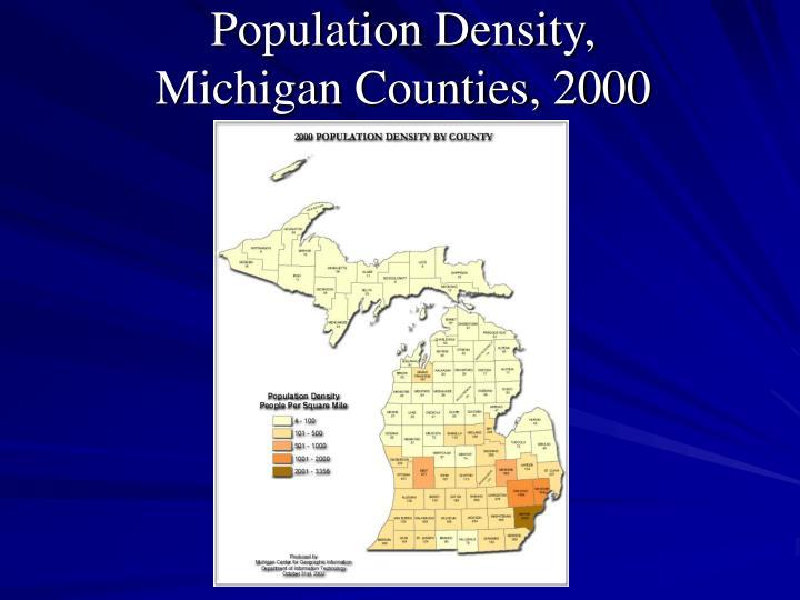 Population Density,