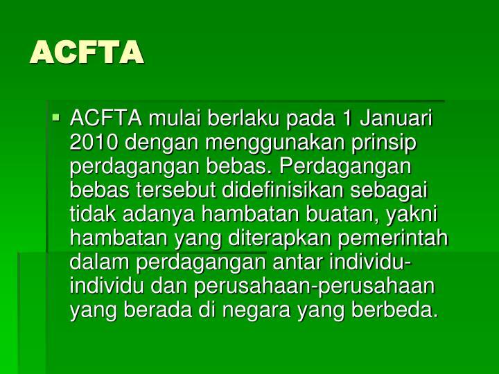 Acfta