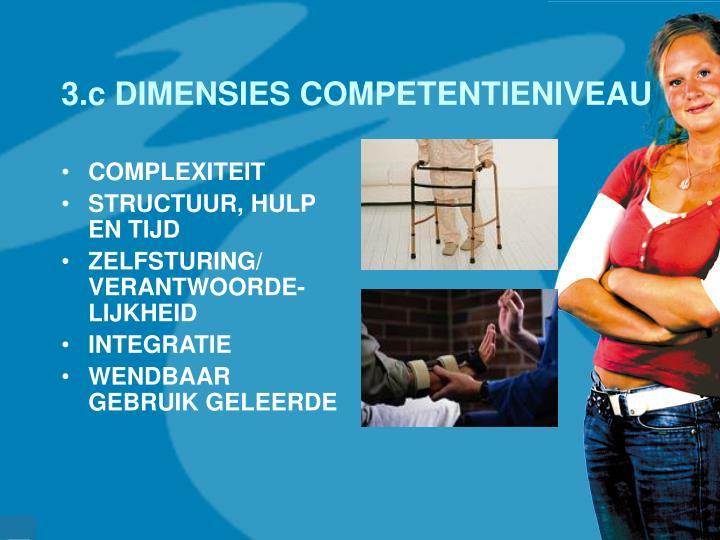 3.c DIMENSIES COMPETENTIENIVEAU