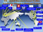 ihe global standards based profiles adopted in national regional projects