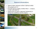 dopravn infrastruktura