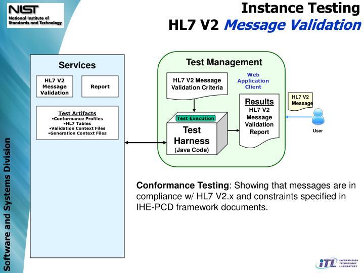 Instance Testing