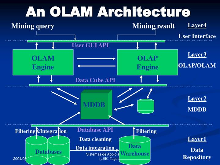 An OLAM Architecture