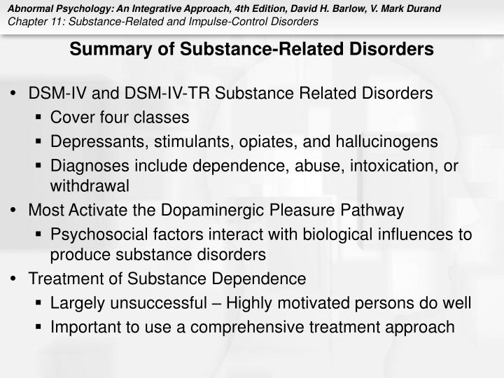 the utility and implications of the advocated continuum approach to substance related disorders in y This funding implies a tie to the hopelessness of the disease categories of modern-day psychiatry borderline personality disorder was called that because mental health experts believed that borderlines straddled the line between psychotic and neurotic in their thinking and behaving patterns.