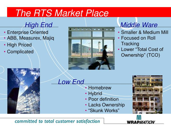 The RTS Market Place
