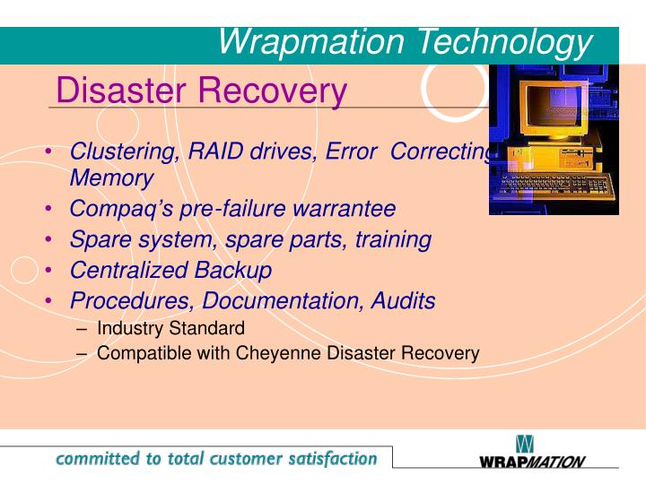 Wrapmation Technology