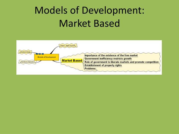 Models of Development:
