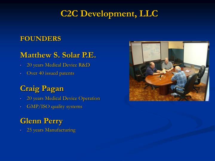 C2C Development, LLC