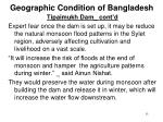 geographic condition of bangladesh13