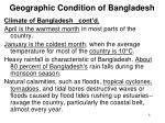 geographic condition of bangladesh7