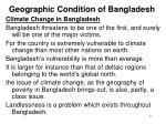 geographic condition of bangladesh8