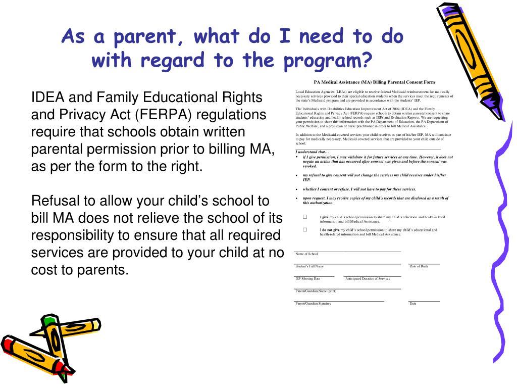 PPT - School Based ACCESS Program (SBAP) PowerPoint
